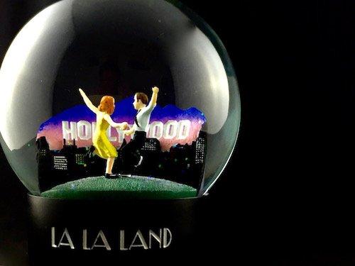 Custom Snow Globes La La Land