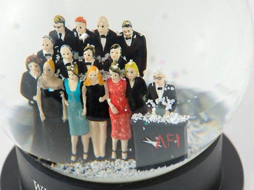 Custom Snow Globes Steve Martin