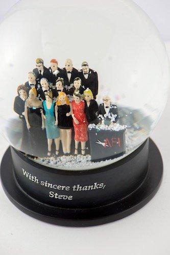 Custom Snow Globes Comedian Steve Martin