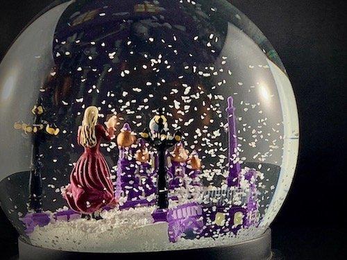 Custom Snow Globes Anastasia