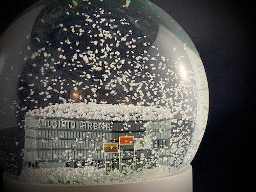 Custom Snow Globes Zalgirio