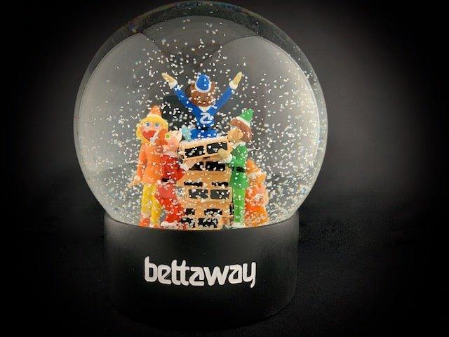Custom Snow Globes Bettaway Logistics