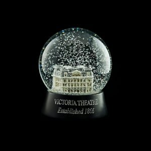 Custom Snow Globes Victoria Theatre
