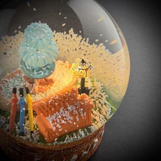 Friends Custom Snow Globes