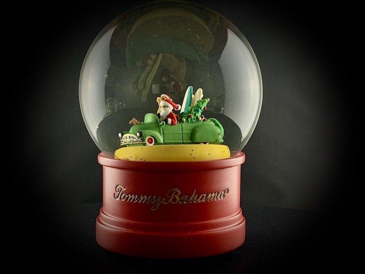 Custom Snow Globes Tommy Bahama